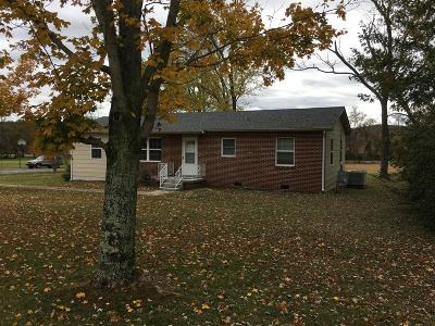 Watertown Single Family Home For Sale: 6370 Sparta Pike
