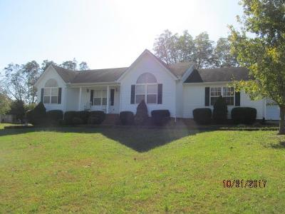 Shelbyville Single Family Home Under Contract - Showing: 2213 Hwy 41a-N