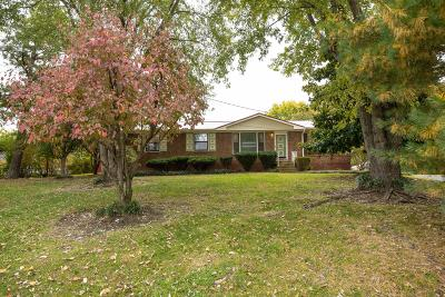 Davidson County Single Family Home For Sale: 262 Hickorydale Dr