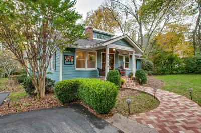 Single Family Home For Sale: 4332 General Bate Dr