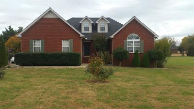 Murfreesboro Single Family Home For Sale: 109 Choir Ct
