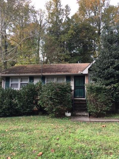 Hermitage Single Family Home Under Contract - Showing: 640 Mercer Dr
