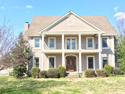 Rutherford County Single Family Home For Sale: 2460 River Rd