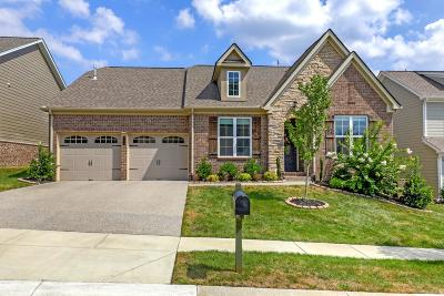 Nolensville Single Family Home Under Contract - Showing: 6178 Christmas Dr