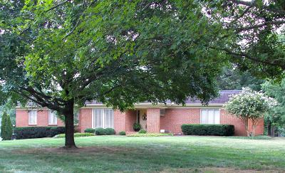 Brentwood Single Family Home For Sale: 9003 Carondelet Pl