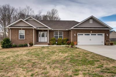 Ashland City Single Family Home Under Contract - Showing: 1250 Eastland Dr
