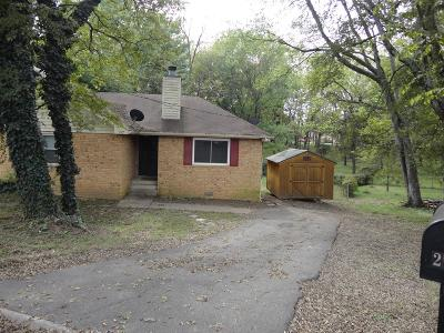 Old Hickory Single Family Home For Sale: 212 Lake Cv
