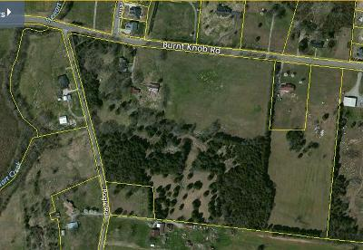 Residential Lots & Land For Sale: 7241 Burnt Knob Rd