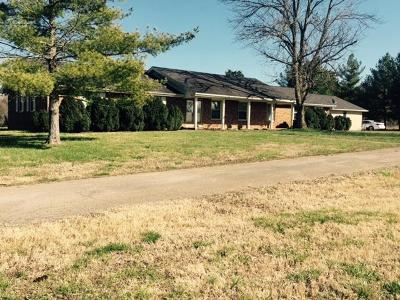 Rutherford County Single Family Home For Sale: Miller Rd