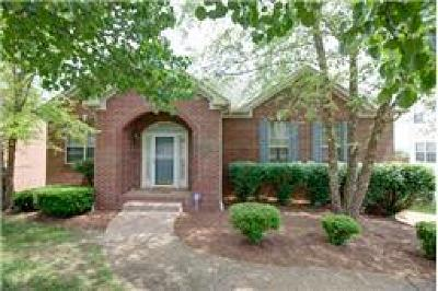 Goodlettsville Single Family Home Under Contract - Showing: 121 Paige Park Ln