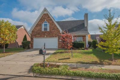 Williamson County Single Family Home For Sale: 1008 Chapmans Crossing Dr