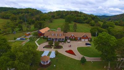 Gallatin Single Family Home For Sale: 475 Dry Fork Creek Rd
