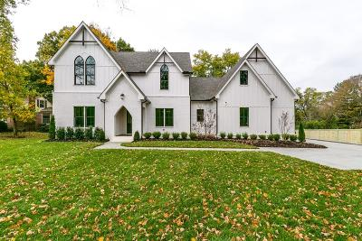 Single Family Home For Sale: 4007 Outer Dr