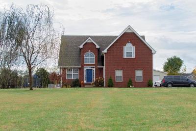 Wilson County Single Family Home For Sale: 2412 Bluebird Rd