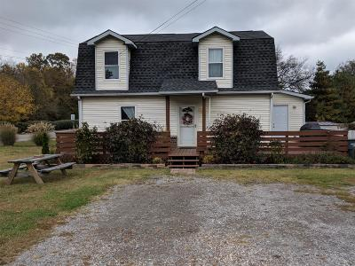 Nashville Single Family Home Under Contract - Showing: 3269 Lakeford Dr