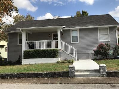 Old Hickory Single Family Home Under Contract - Showing: 1109 Clarke St