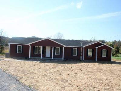 Lewisburg Single Family Home For Sale: 2711 Liberty Valley Rd