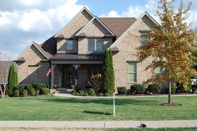 Spring Hill Single Family Home For Sale: 3007 Burnley Ct