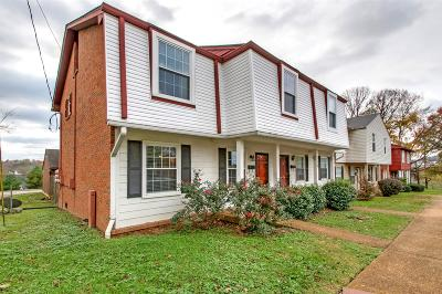 Nashville Condo/Townhouse Under Contract - Showing: 5510 Country Dr #128 #128