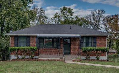 Donelson Single Family Home For Sale: 434 Heney Dr