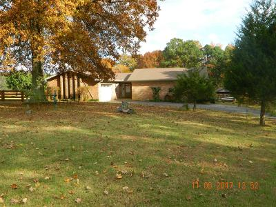 Springfield Single Family Home Under Contract - Showing: 9054 New Chapel Rd