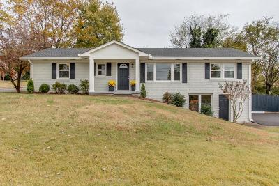 Old Hickory Single Family Home For Sale: 111 Clifton Ct