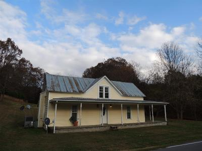 Dickson Single Family Home For Sale: 925 W W Dry Hollow Rd