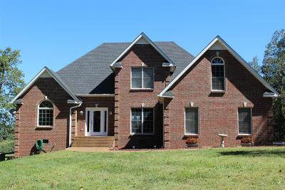 Kingston Springs Single Family Home For Sale: 1334 Narrows Of The Harpeth Rd