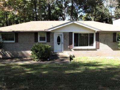 Hendersonville Single Family Home Under Contract - Showing: 247 High Cliff Dr