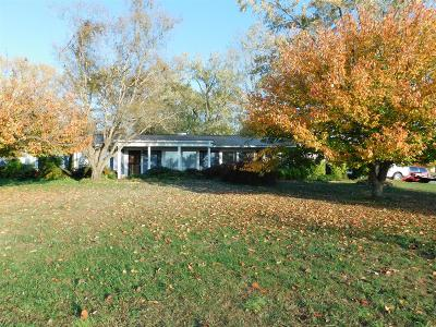 Lawrenceburg Single Family Home For Sale: 1500 Massey Ave