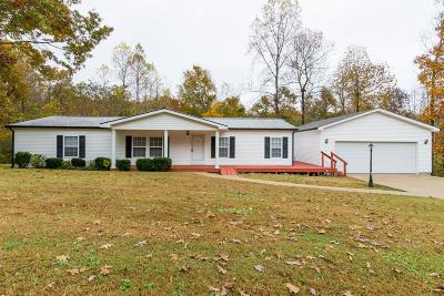 Kingston Springs Single Family Home For Sale: 1065 Holcomb Rd