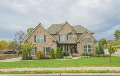 Murfreesboro Single Family Home For Sale: 2715 Wynthrope Hall Dr