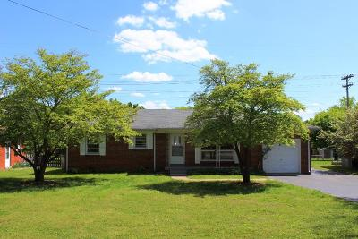 Rutherford County Rental For Rent: 1334 Diana