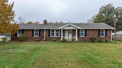 Joelton Single Family Home Under Contract - Showing: 3717 Old Clarksville Pike