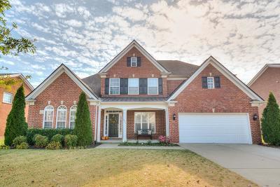 Nolensville Single Family Home For Sale: 2017 Delaware Dr