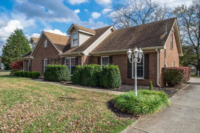 Smyrna Single Family Home For Sale: 524 Wilmoore Ct