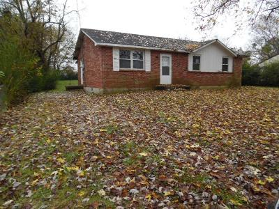 Christian County, Ky, Todd County, Ky, Montgomery County Single Family Home For Sale: 316 Destin Dr