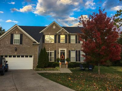 Nolensville Single Family Home For Sale: 616 Coriander Ct