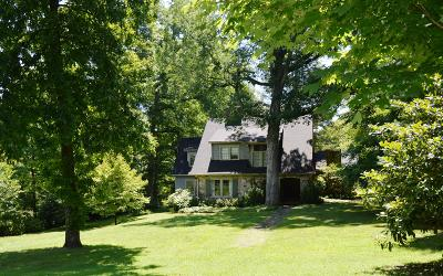 Sewanee Single Family Home Under Contract - Showing: 1116 University Avenue