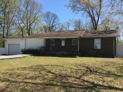 Dickson Single Family Home For Sale: 120 Timberline Road