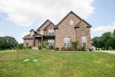 Clarksville Single Family Home Under Contract - Showing: 3060 Eliza Drive