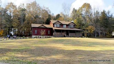 Columbia Single Family Home Under Contract - Showing: 2090 Rock Springs Rd