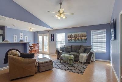 Lavergne Single Family Home Under Contract - Showing: 1546 Waxman Dr