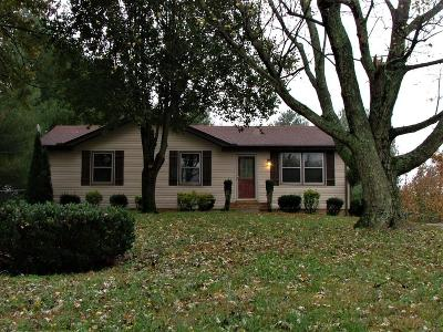 White House Single Family Home Under Contract - Showing: 416 Wilkinson Ln