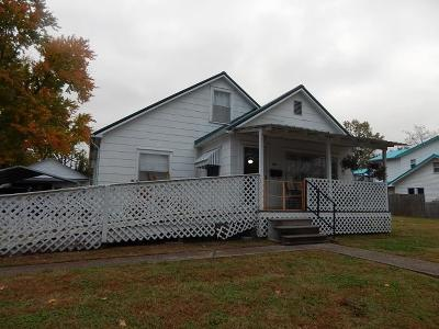 Lawrenceburg Single Family Home Under Contract - Showing: 408 5th St