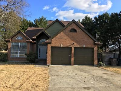 Single Family Home Sold: 4901 Hickory Woods E