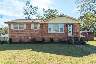 Nashville Single Family Home For Sale: 617 River Rouge Dr