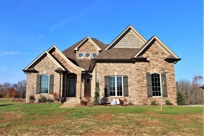 Lebanon Single Family Home For Sale: 117 Brixton Ridge #49