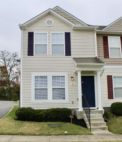 Antioch Condo/Townhouse Under Contract - Showing: 1621 Cardigan Way