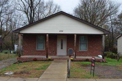 Wilson County Single Family Home For Sale: 235 Commerce Ave